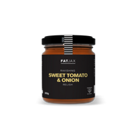 Sweet tomato and onion relish