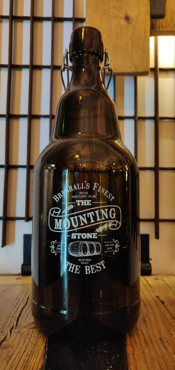 Do you need a 2L Growler?