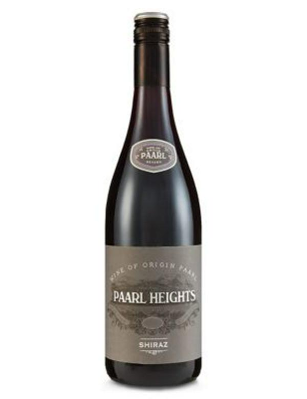 Paarl Heights Shiraz