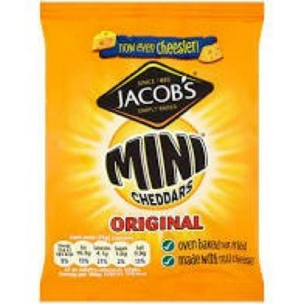 Jacob's Mini Cheddars
