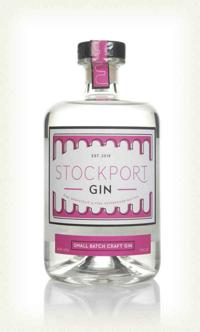 Stockport Gin Pink Grapefruit and Pink Peppercorn Edition